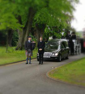 Scottish Bagpiper for Funerals- Warrington, Cheshire
